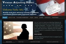 Veterans Adjusting School